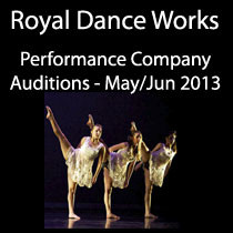 Performance Auditions 2013