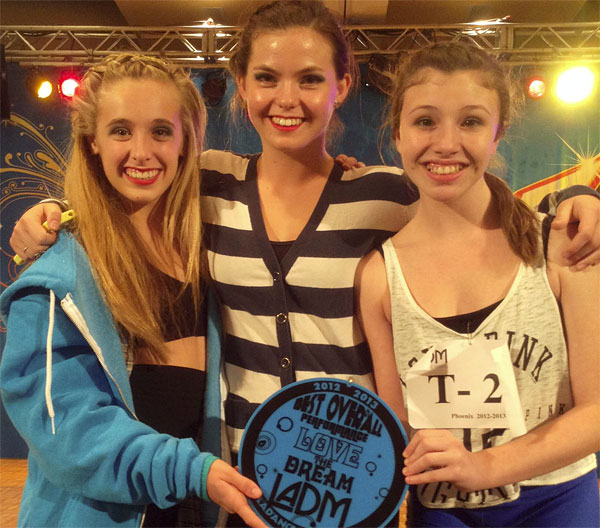 Royal Dance Works sweeps overall top solo awards at LA Dance Magic 2013