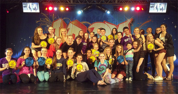 Royal Dance Works Senior Company takes top honors at LA Dance Magic 2013