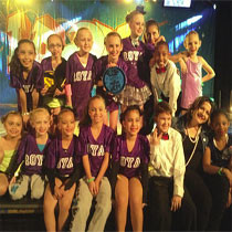 Royal Dance Works wins at LA Dance Magic
