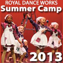 Dance Camp 2013