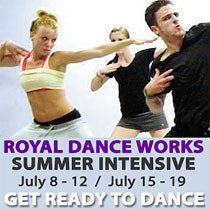 Summer Dance Camp Intensive