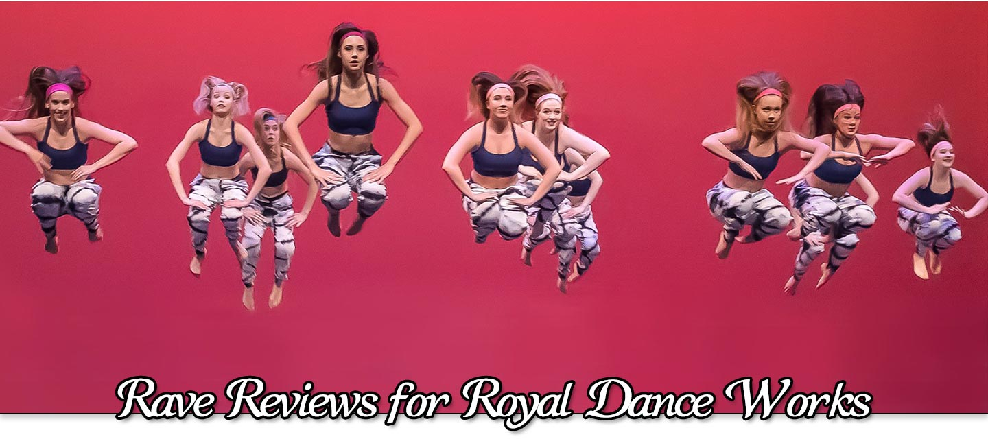 Testimonials & Reviews | Royal Dance Works